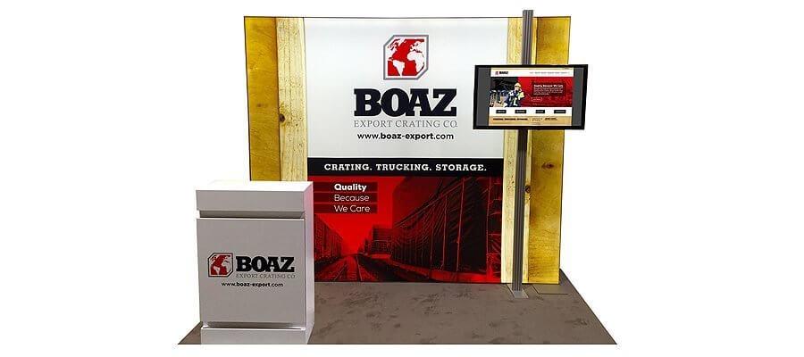 BOAZ Export Crating Co.