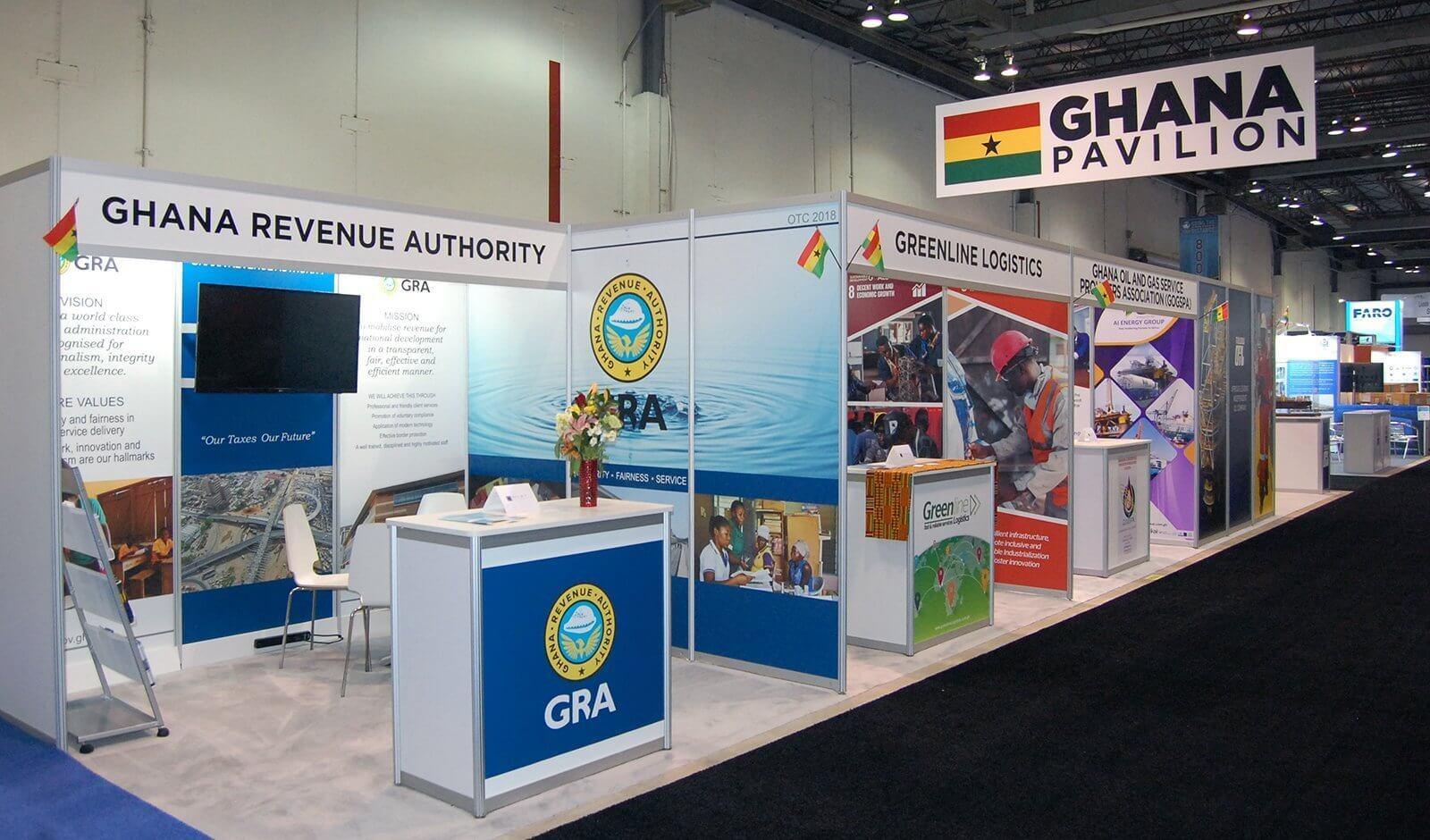 Ghana Pavilion