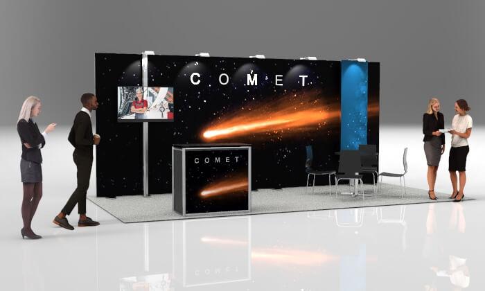 Comet – Front Lit