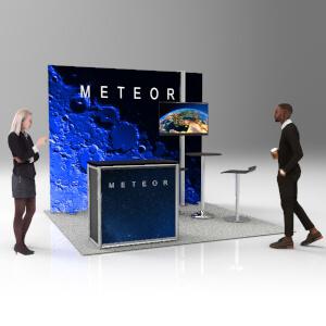 Meteor – Back Lit