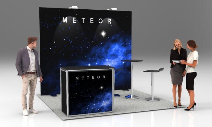 Meteor – Front Lit